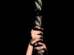 at the end of my rope
