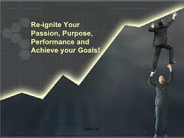 reignite your passion