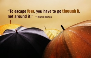 Escaping Fear