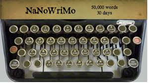 Preparing for NaNoWriMo