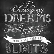 Chasing my dream 2